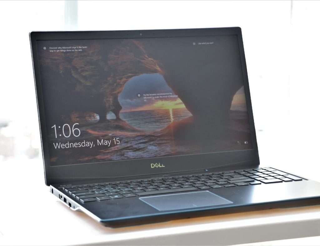 8 Gaming laptops worthy of taking you to the next level - Dell G3 02