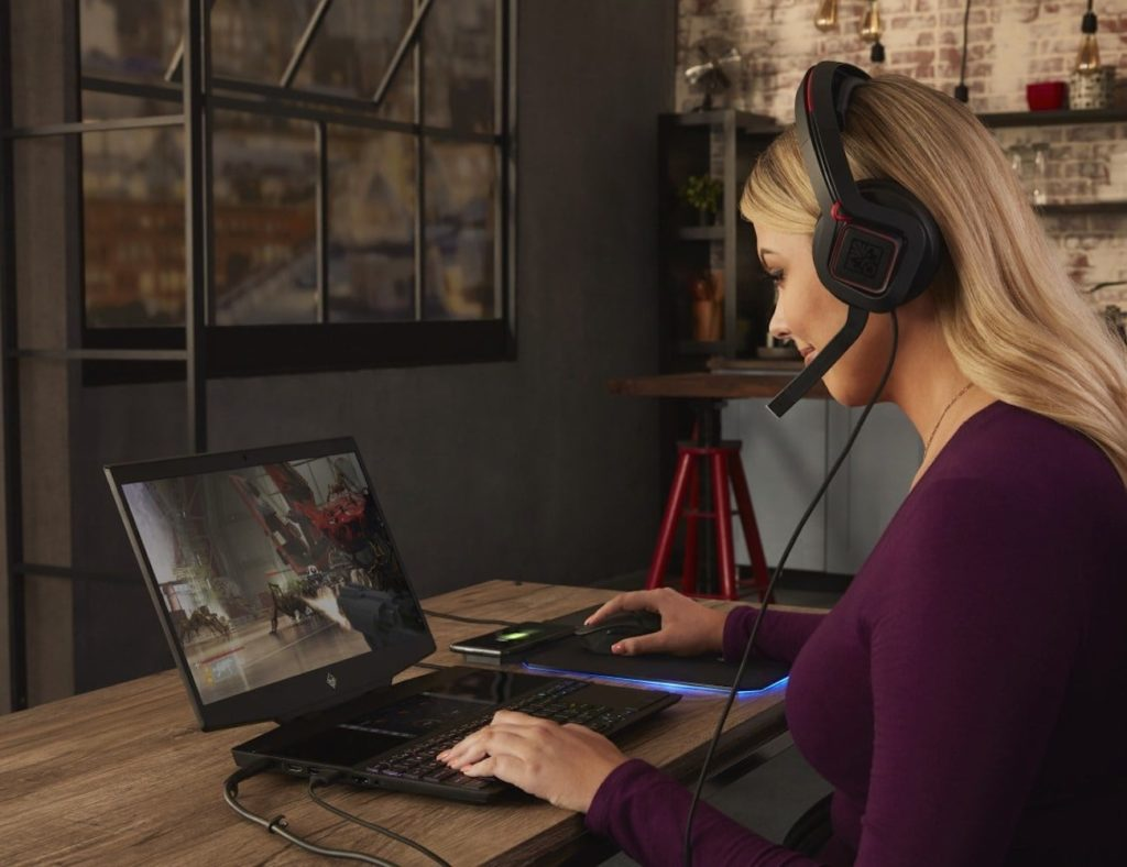 8 Gaming laptops worthy of taking you to the next level - HP OMEN X 2S 0