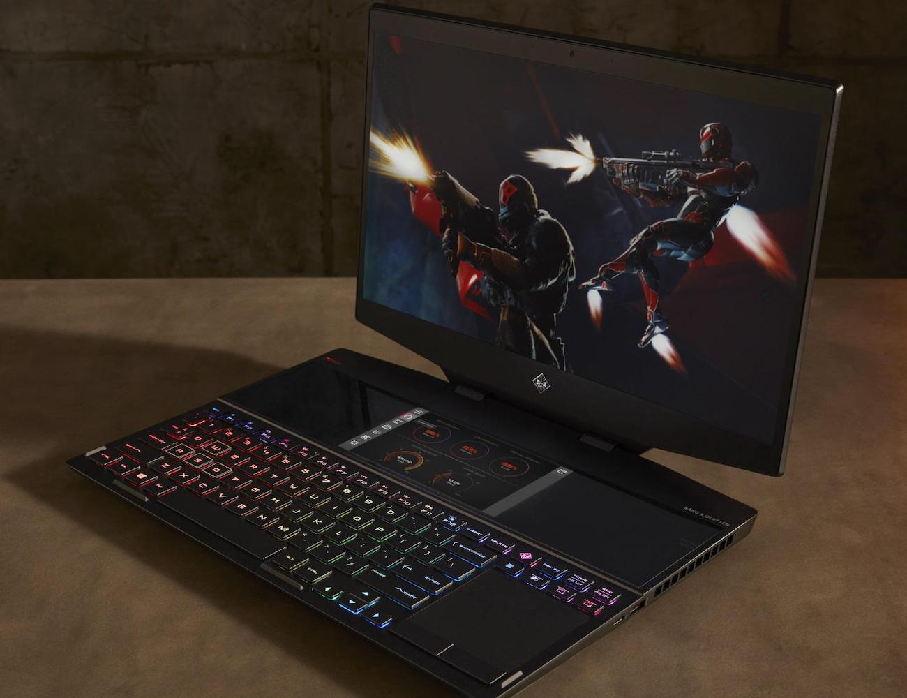 8 Gaming laptops worthy of taking you to the next level - HP OMEN X 2S 02