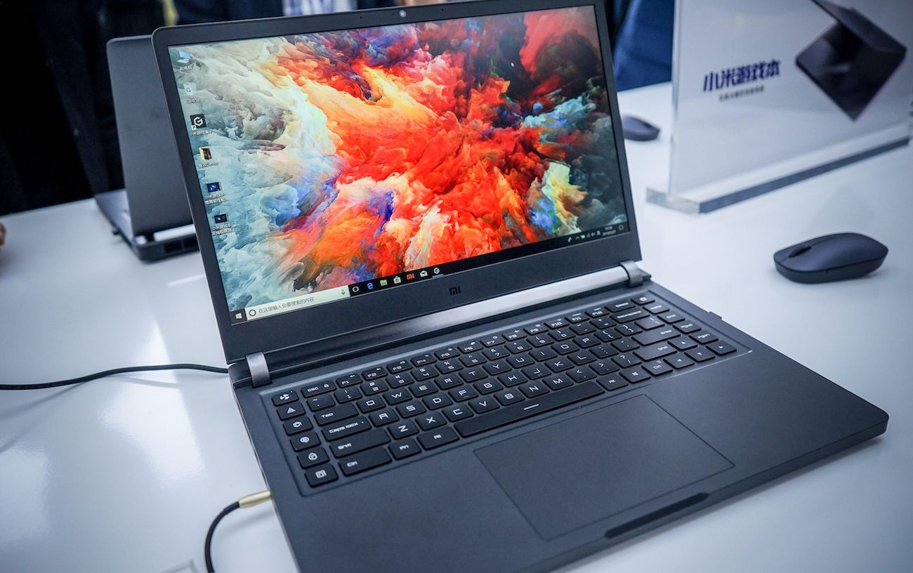 8 Gaming laptops worthy of taking you to the next level - Xiamoi Mi 01
