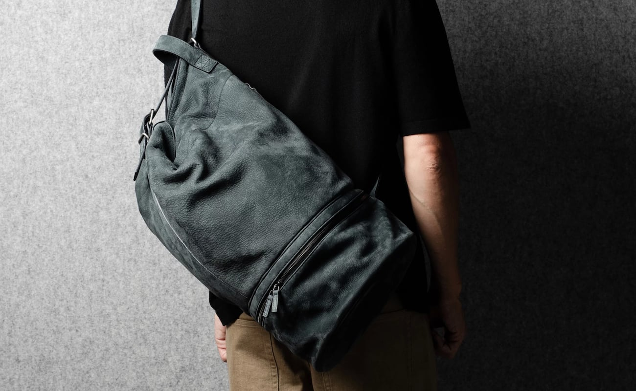 "hardgraft <em class=""algolia-search-highlight"">Duffle</em> Backpack Satchel Bag has room for all your fun belongings"