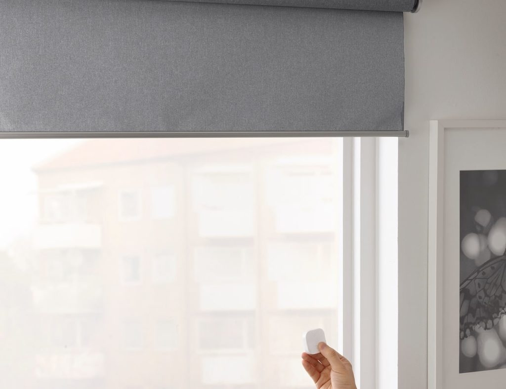 9 Smart home devices for hot summer days - IKEA smart blinds 03