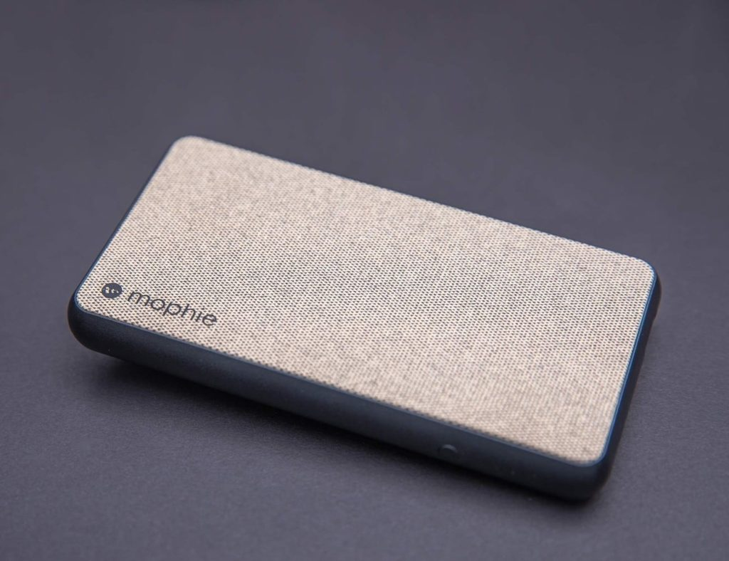 mophie+powerstation+plus+mini+Fabric+Power+Bank+keeps+your+phone+charged+for+13+more+hours