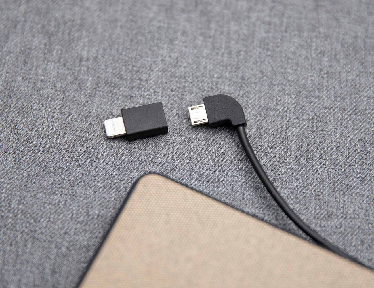mophie powerstation plus mini Fabric Power Bank keeps your phone charged for 13 more hours