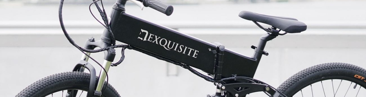The new Dexquisite e-bike makes its own power