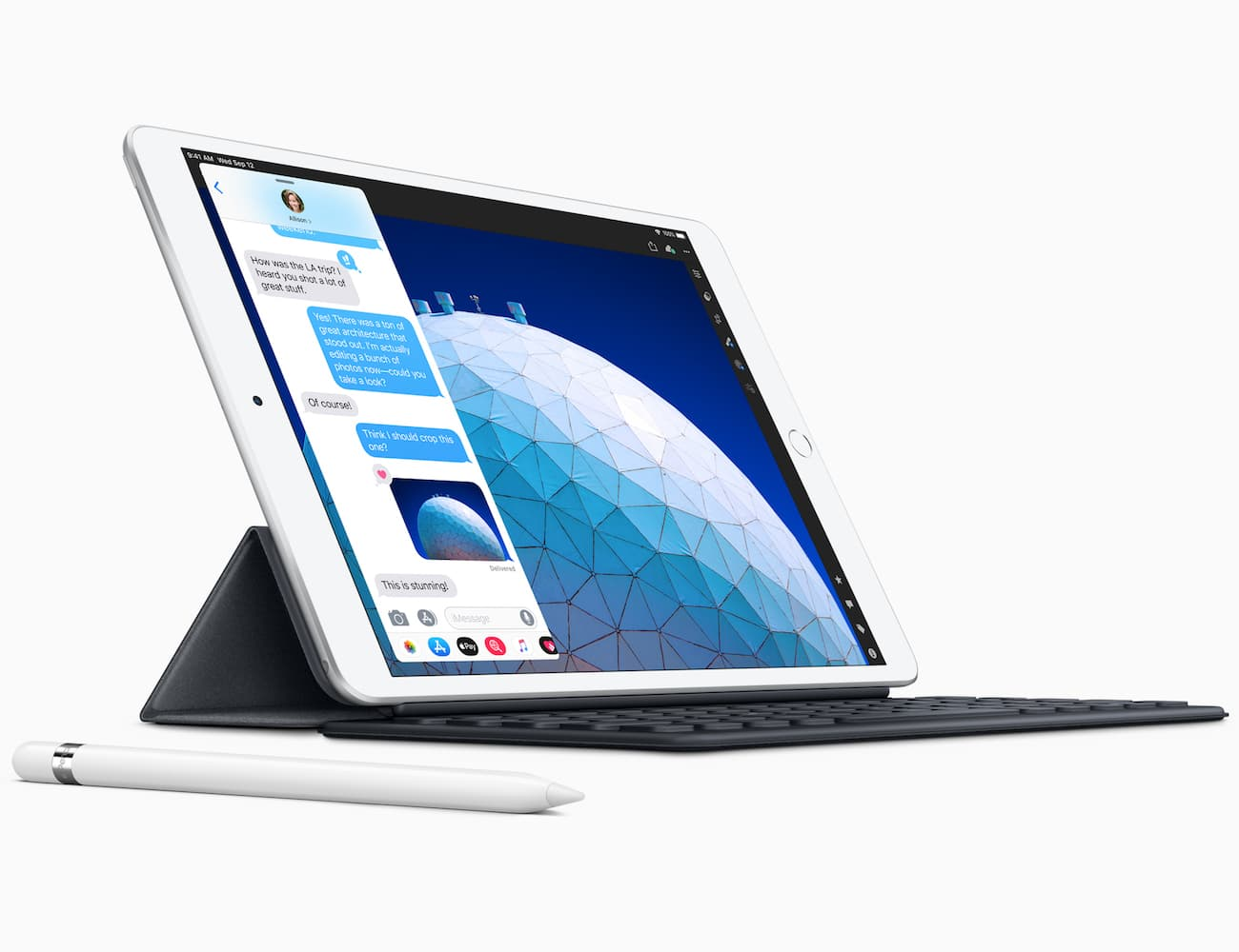 10.5-inch iPad Air with A12 Bionic Chip