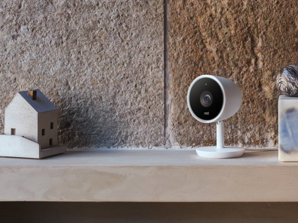 Finding the right smart home camera for your home - Nest Cam IQ 02