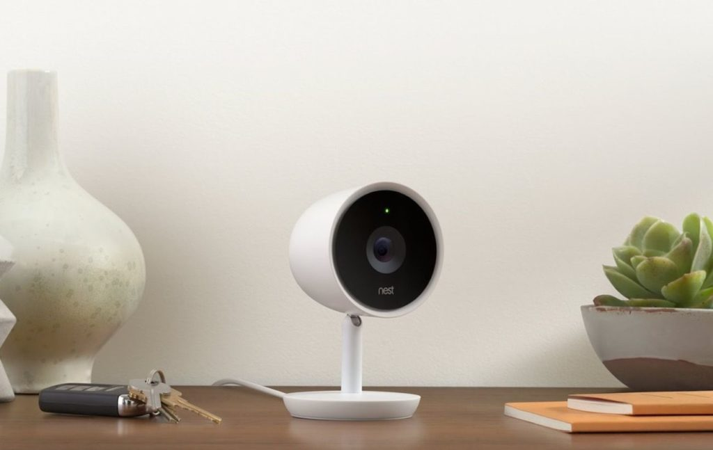 Finding the right smart home camera for your home - Nest Cam IQ 03