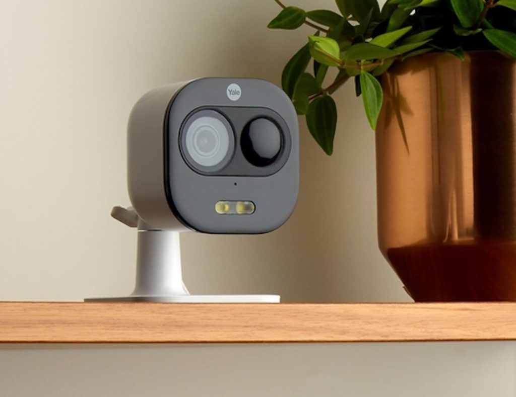 Finding the right smart home camera for your home - Yale 01