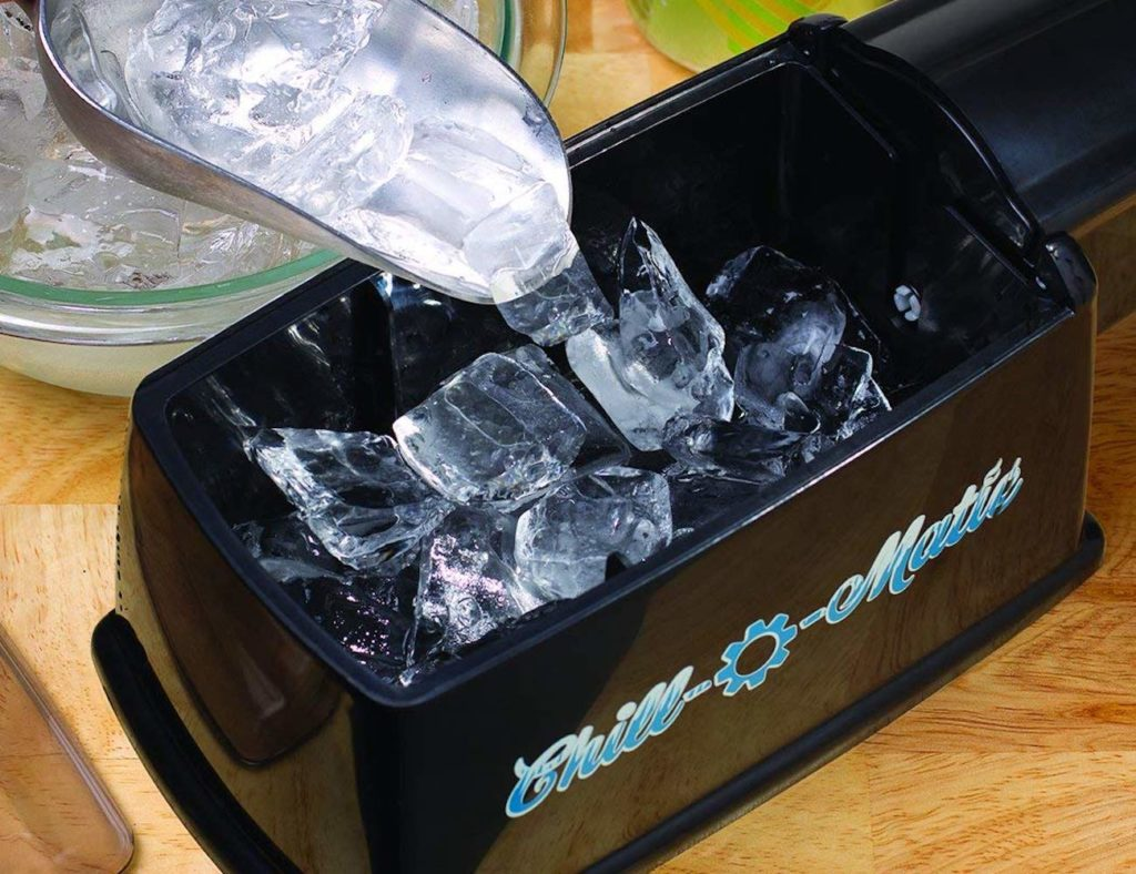 How to survive a heatwave with technology - Chill-O-Matic 02