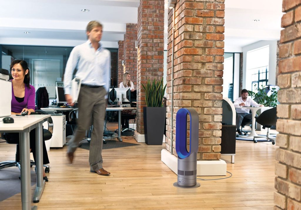 How to survive a heatwave with technology - Dyson AM04 01