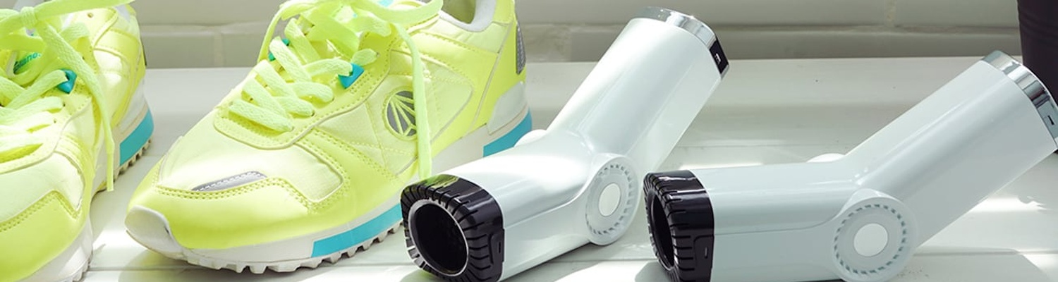 HomeCera is the best way to dry your sweaty shoes