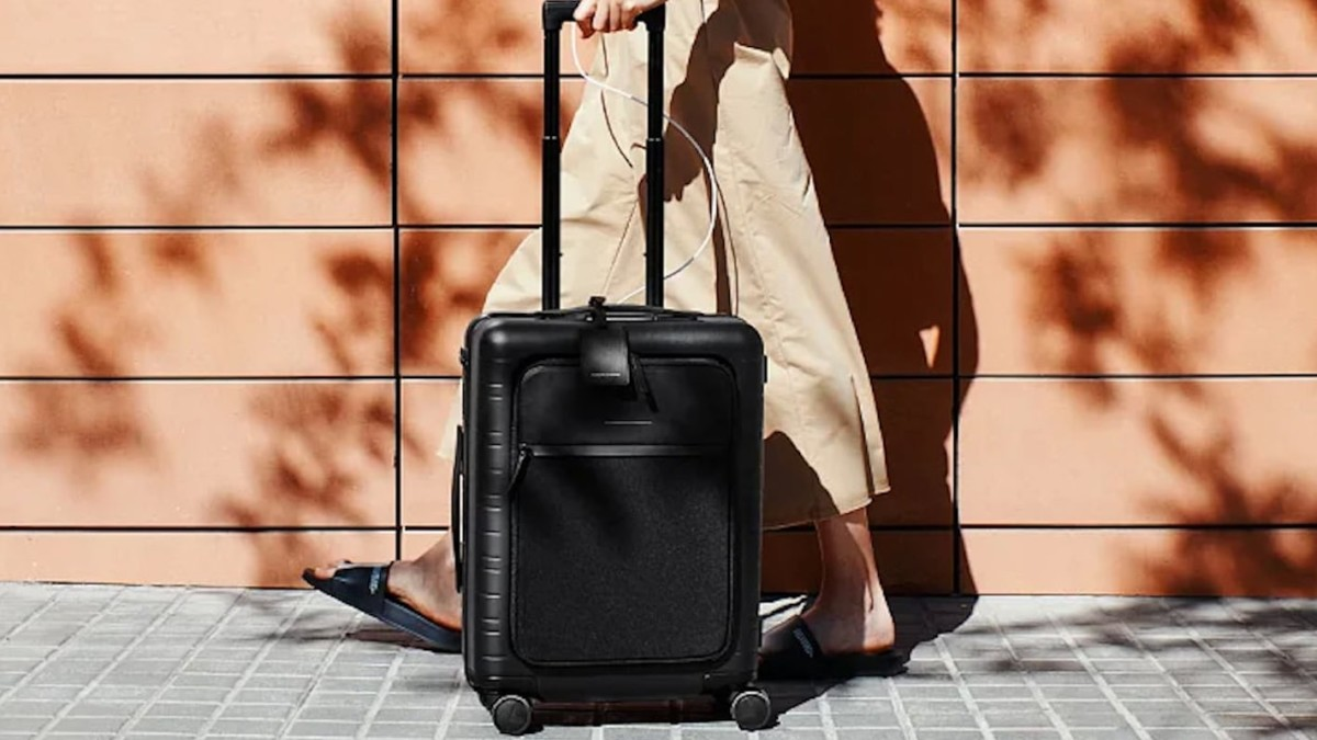 5 Smart suitcases for truly smarter travel