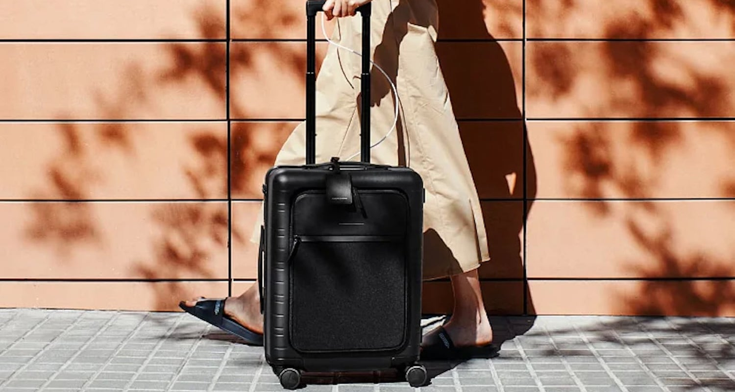 Image result for 5 Smart suitcases for truly smarter travel