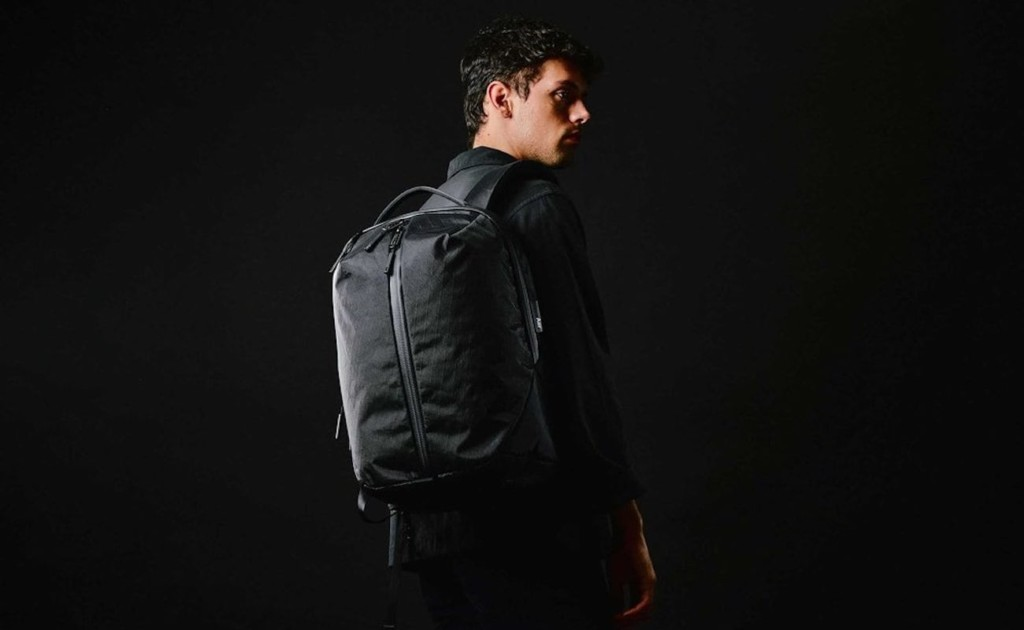 Aer+X-Pac+Durable+Travel+Bag+Collection+uses+waterproof+sailcloth+for+strength
