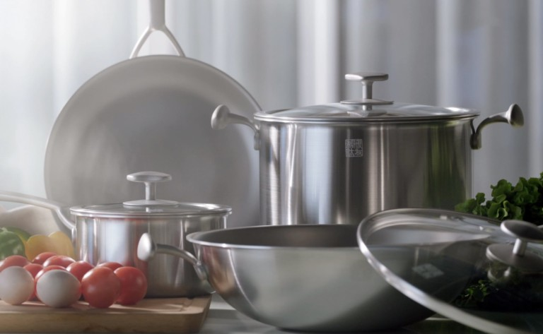 Boyou Nature Series Titanium Pots will elevate your culinary skills