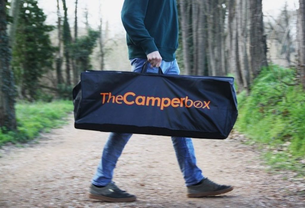 Camperbox Car Travel Kit