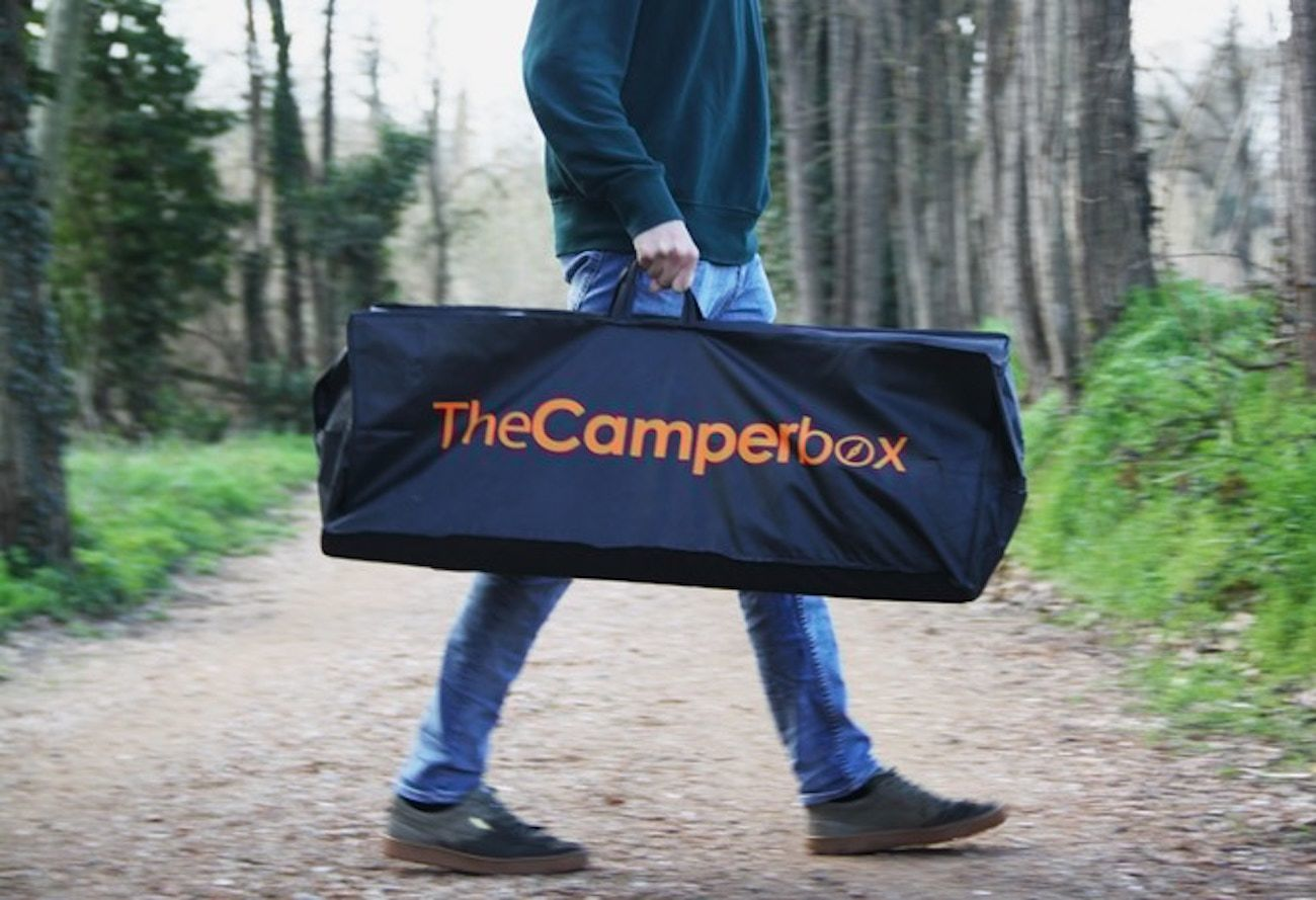 Camperbox Car Travel Kit