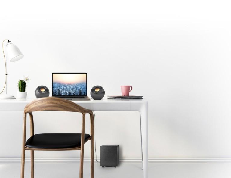 Creative Pebble Plus USB-Connected Desktop Speakers