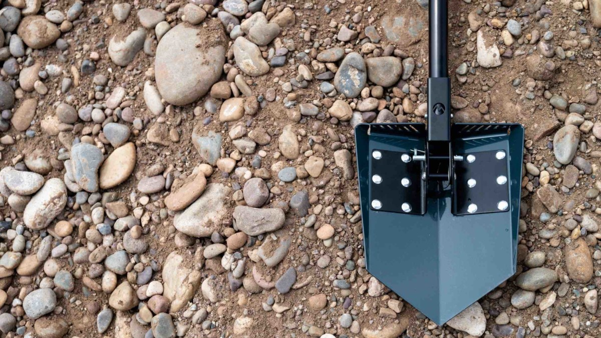 DMOS Delta Shovel 3-in-1 Survival Tool is built for the toughest jobs