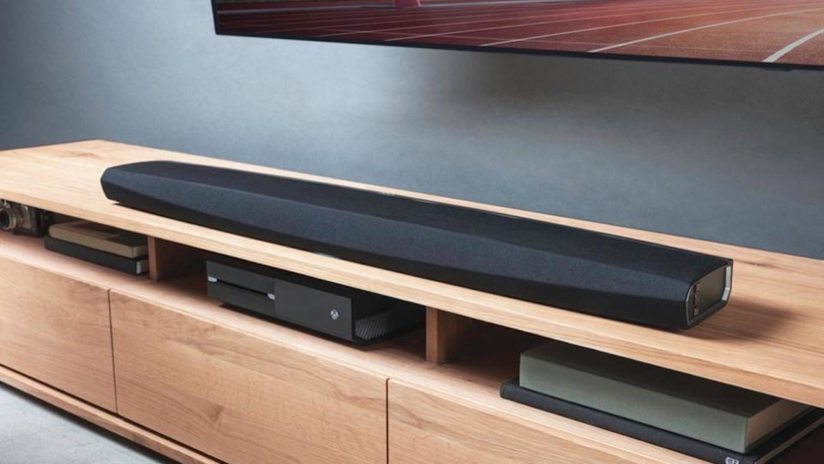 Denon DHT-S716H HEOS-Enabled Soundbar creates your home movie theater