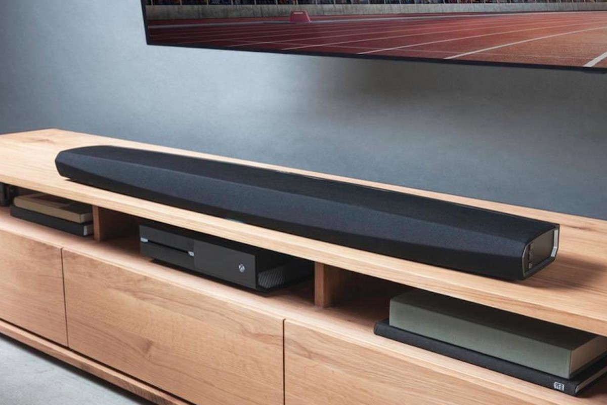 Denon DHT-S716H HEOS-Enabled Soundbar creates your home movie theater