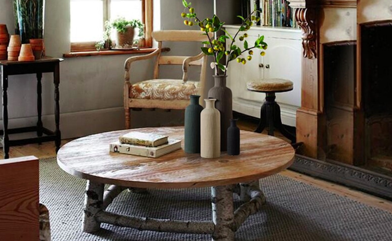 European Ceramic Vase Ridged Flower Holder adds rustic charm