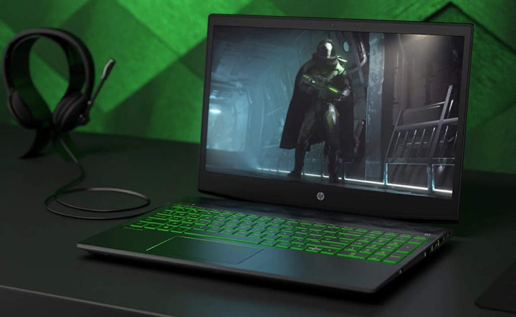 HP+Pavilion+Gaming+Laptop+gives+you+incredible+graphics+without+lag+time