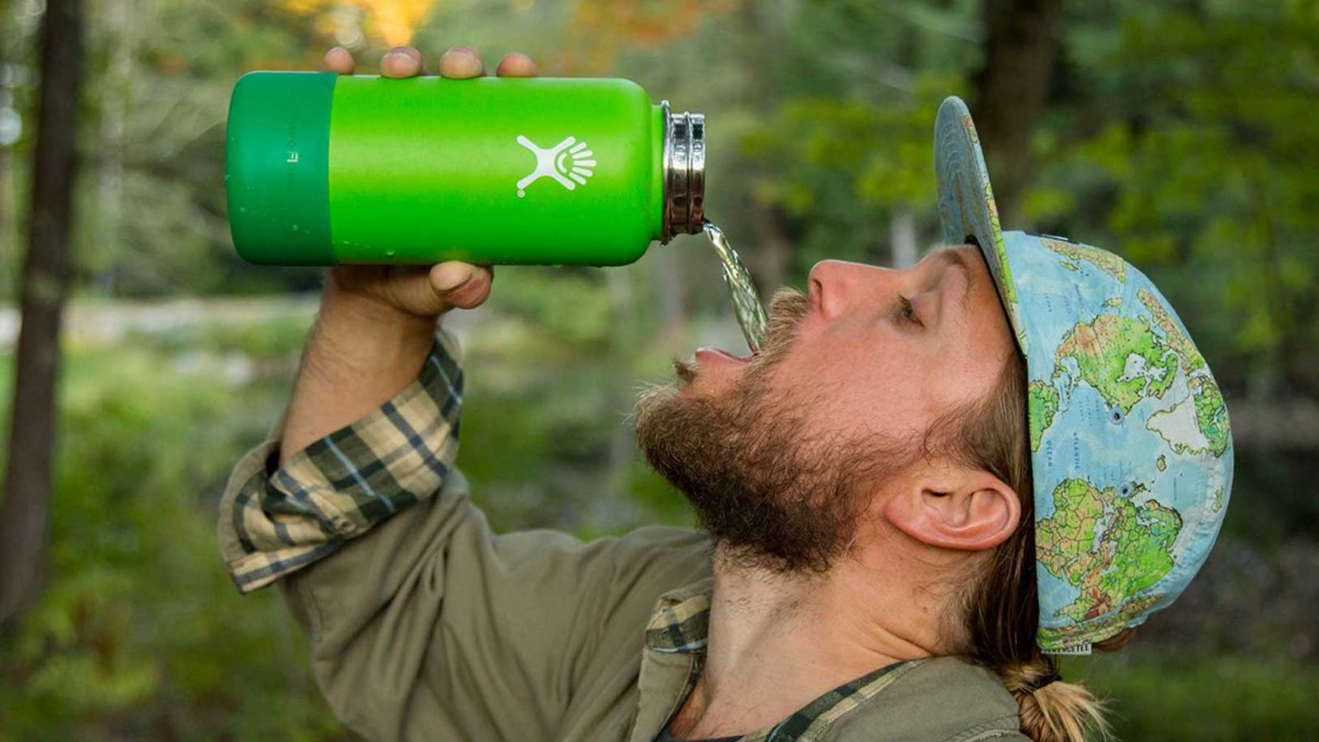 Hydro Flask My Hydro Customizable Water Bottle lets you uniquely create your bottle