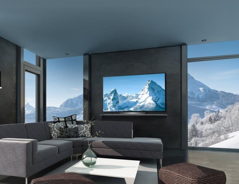 LG B8 4K HDR Smart OLED TV