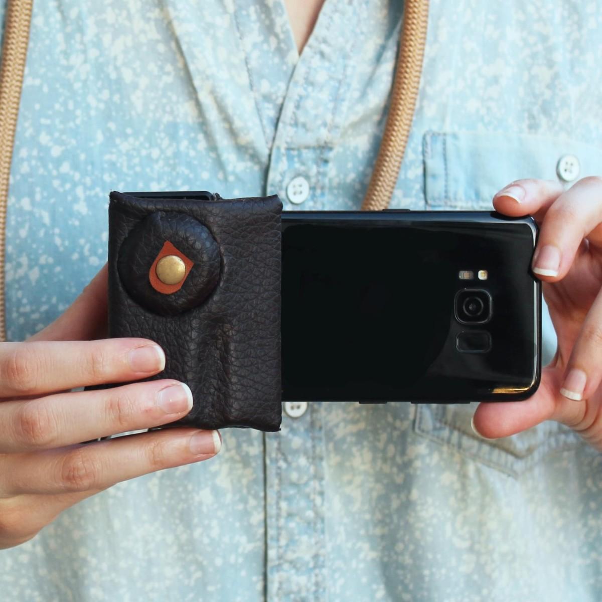 Lensta Grip Universal Smartphone Stabilizer helps you get better footage