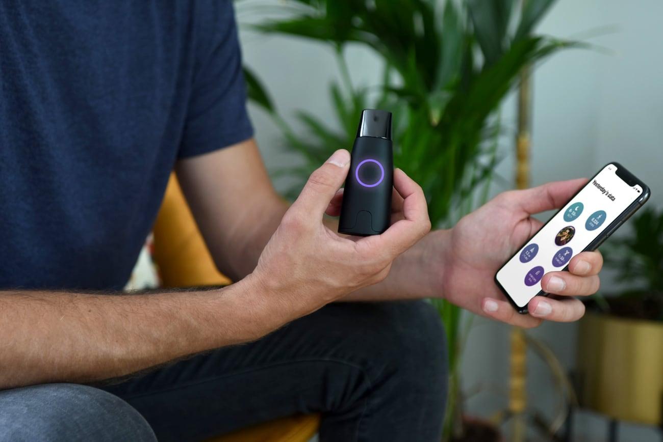 Lumen Metabolism Tracking Device
