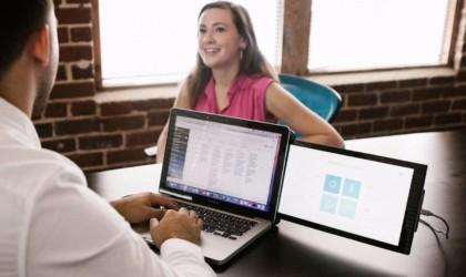 Mobile Pixels DUEX Pro Dual-Display Laptop Monitor