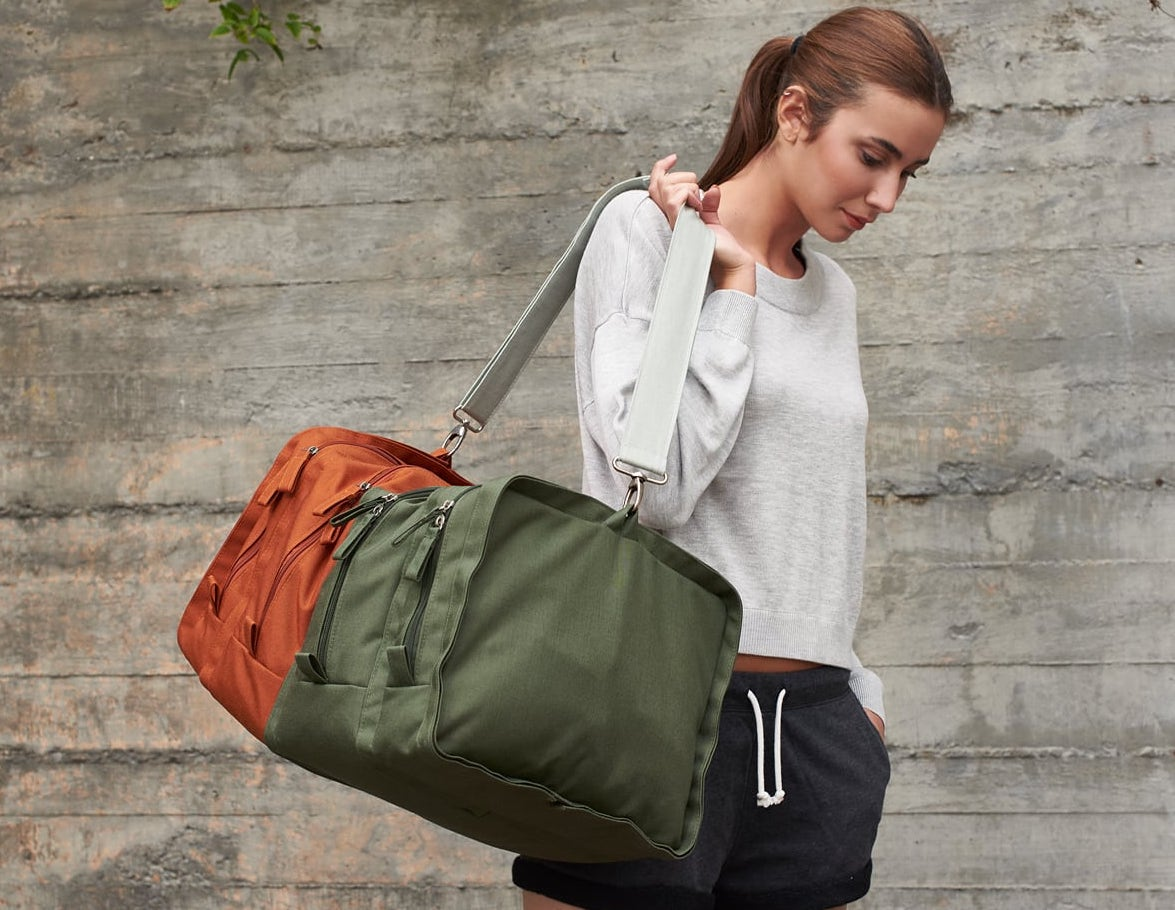 Moca Modular Bag Collection lets you create the bag you need