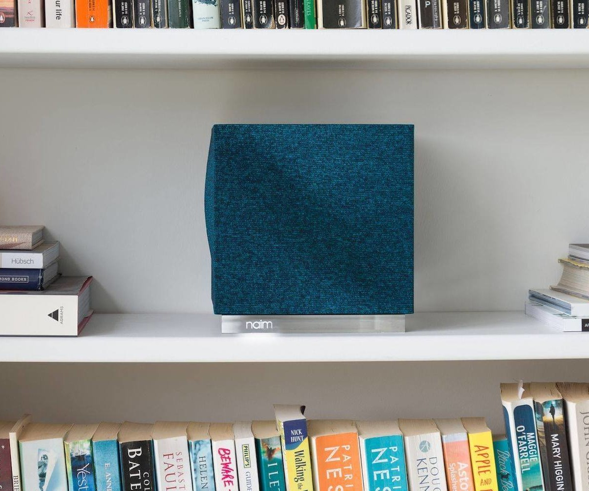 Naim Audio Mu-so Qb 2nd Generation compact wireless speaker can enhance your TV's sound thumbnail
