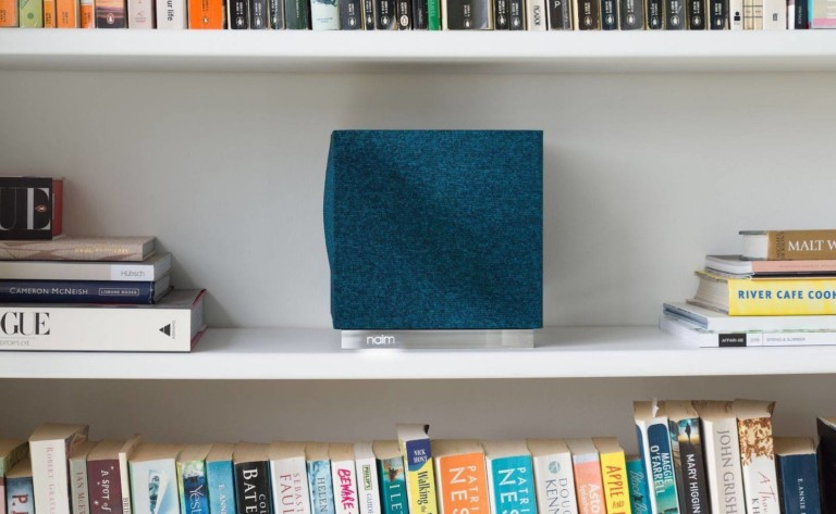 Naim Audio Mu-so Qb 2nd Generation Compact Wireless Speaker can even enhance your TV's sound