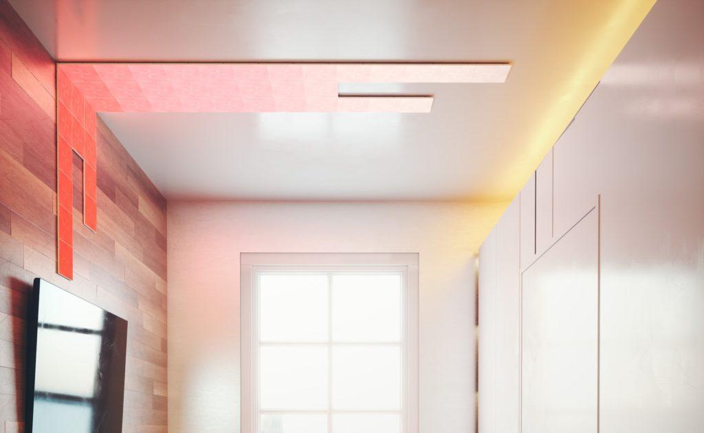 Nanoleaf Canvas Interactive Ambient Light