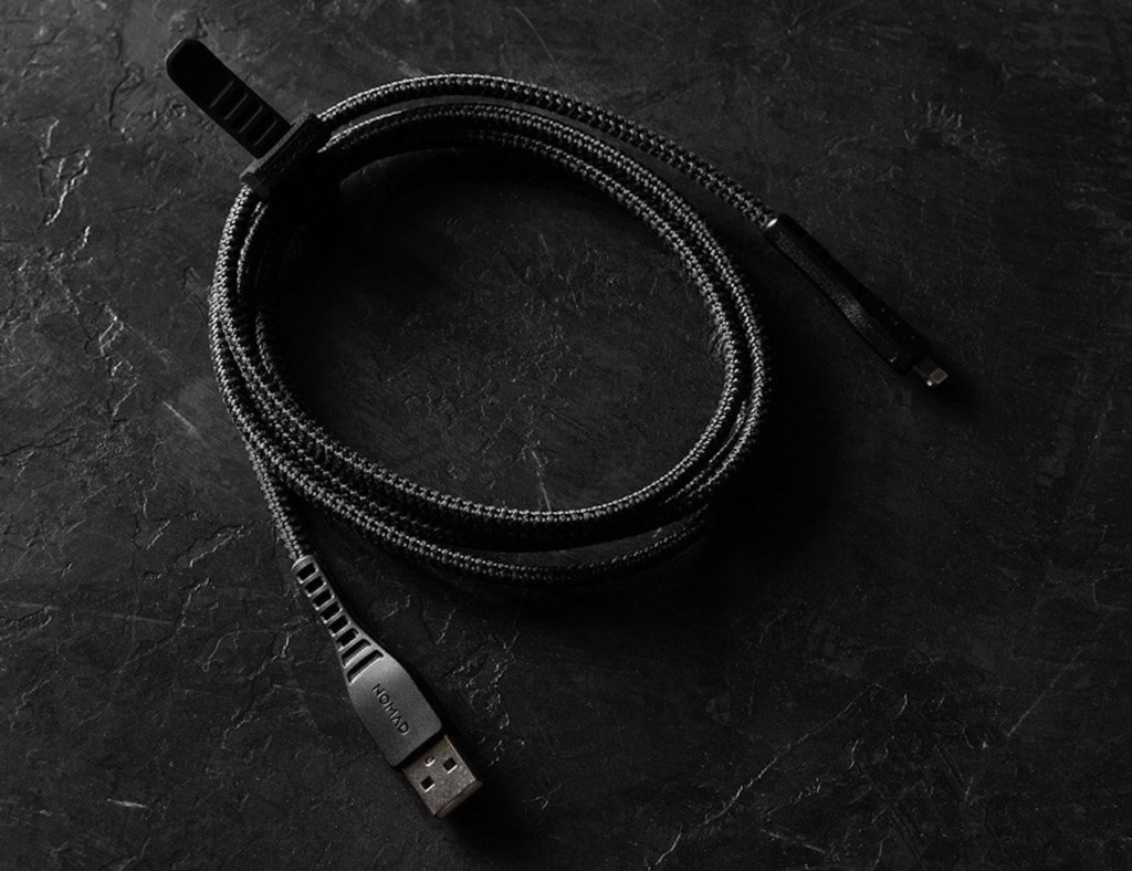 Nomad Expedition Lightning Cable