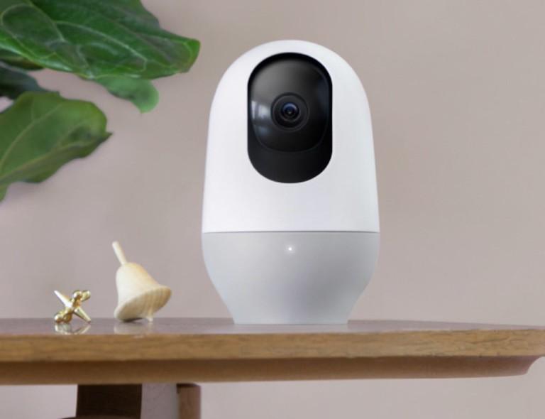 Nooie Cam 360 Motion-Tracking Camera