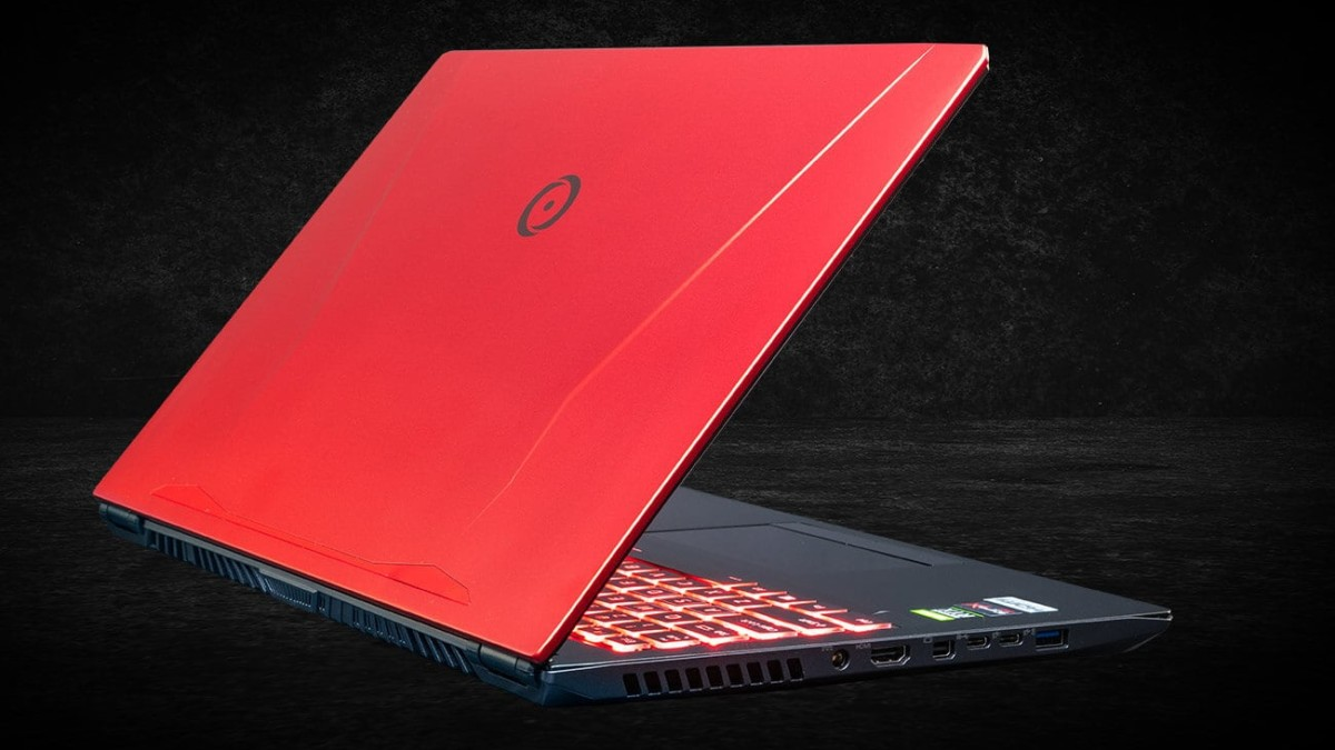 Origin EVO16-S Lightweight Gaming Laptop proves you don't need a big device for big performance