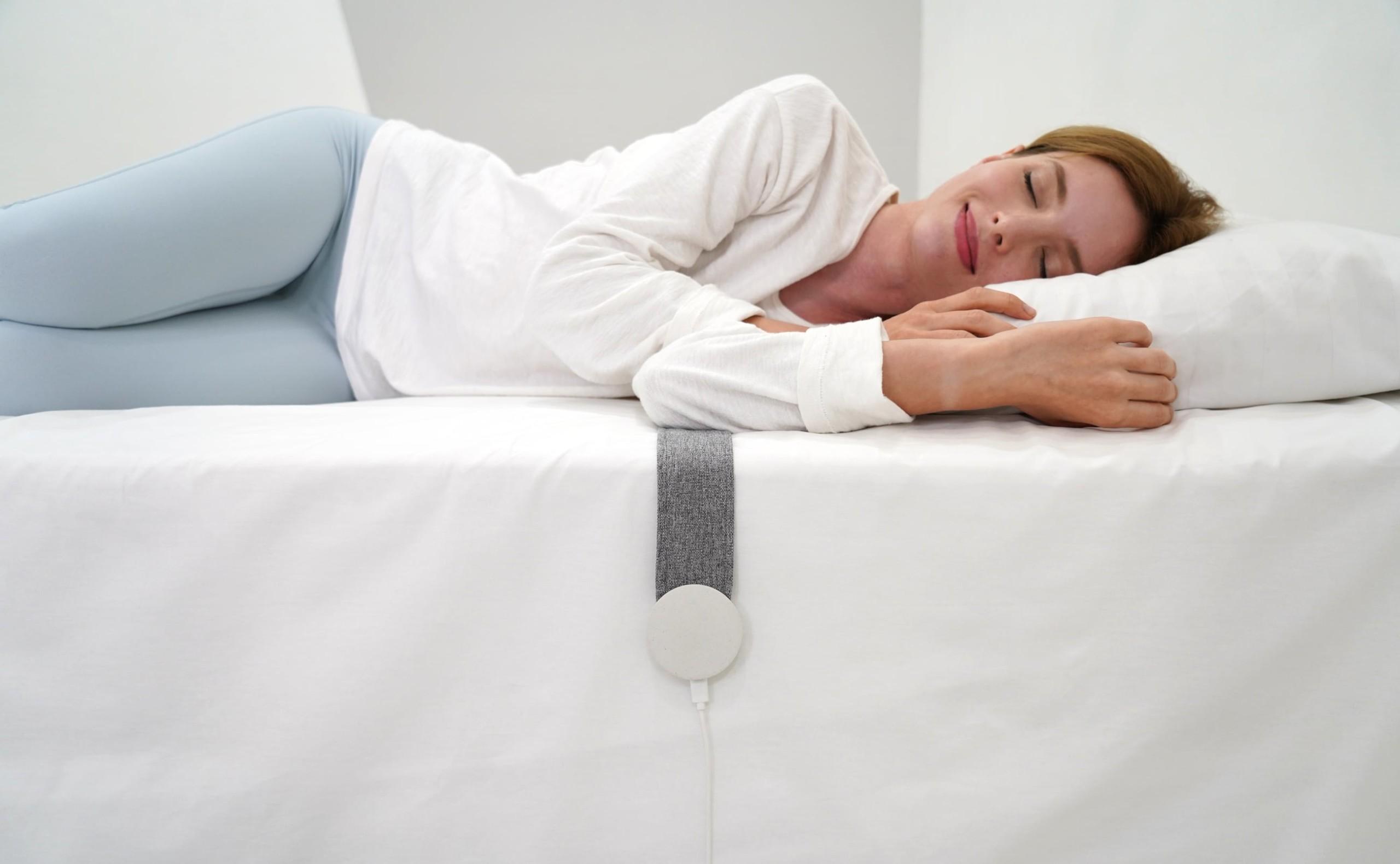 RESPIO Accurate Biometric Sleep Coach uses intelligent tracking to help you sleep better