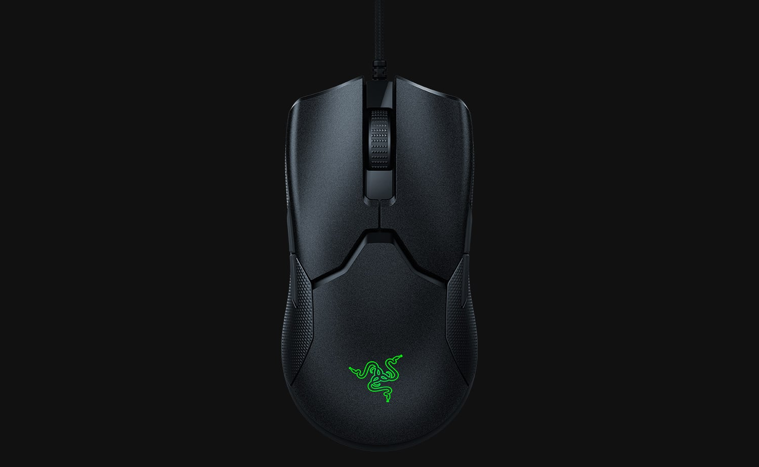Razer Viper Ambidextrous Gaming Mouse ensures you're accurate in battle