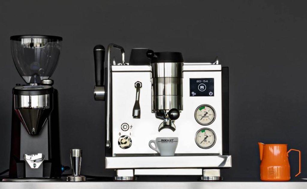Rocket+Espresso+Appartamento+Compact+Espresso+Machine+brings+the+coffee+shop+to+you