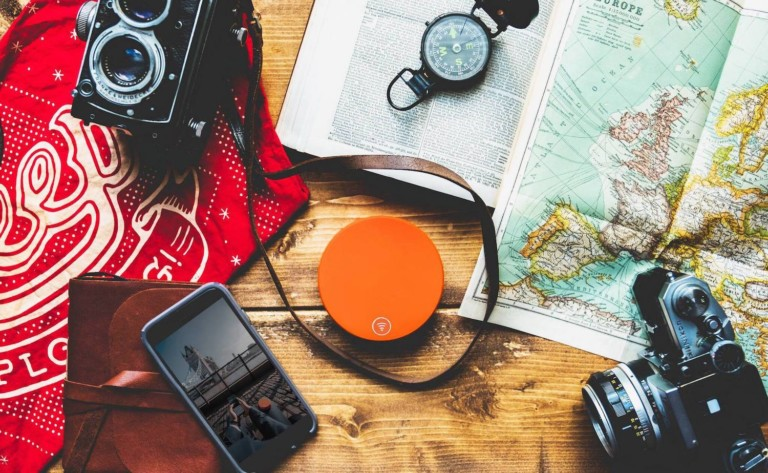 Skyroam Solis X Global Wi-Fi Device lets you access internet anywhere in the world