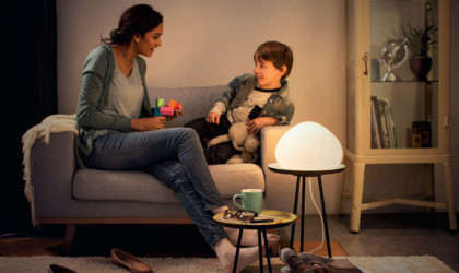 Smart lamp vs. smart light switch - which one should you buy - Philips Hue 03