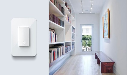 Smart lamp vs. smart light switch - which one should you buy - Wemo 02