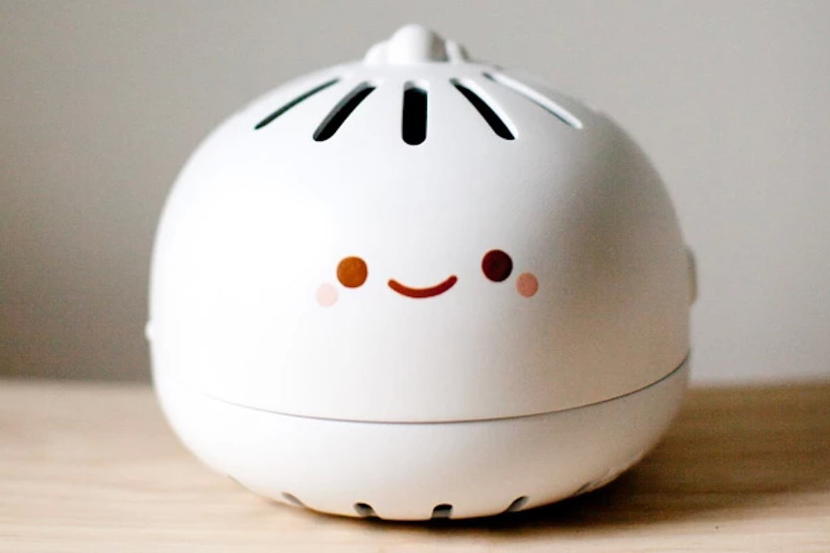 Smoko Little B Dumpling Tiny Air Purifier is incredibly cute and still manages to take out bad bacteria