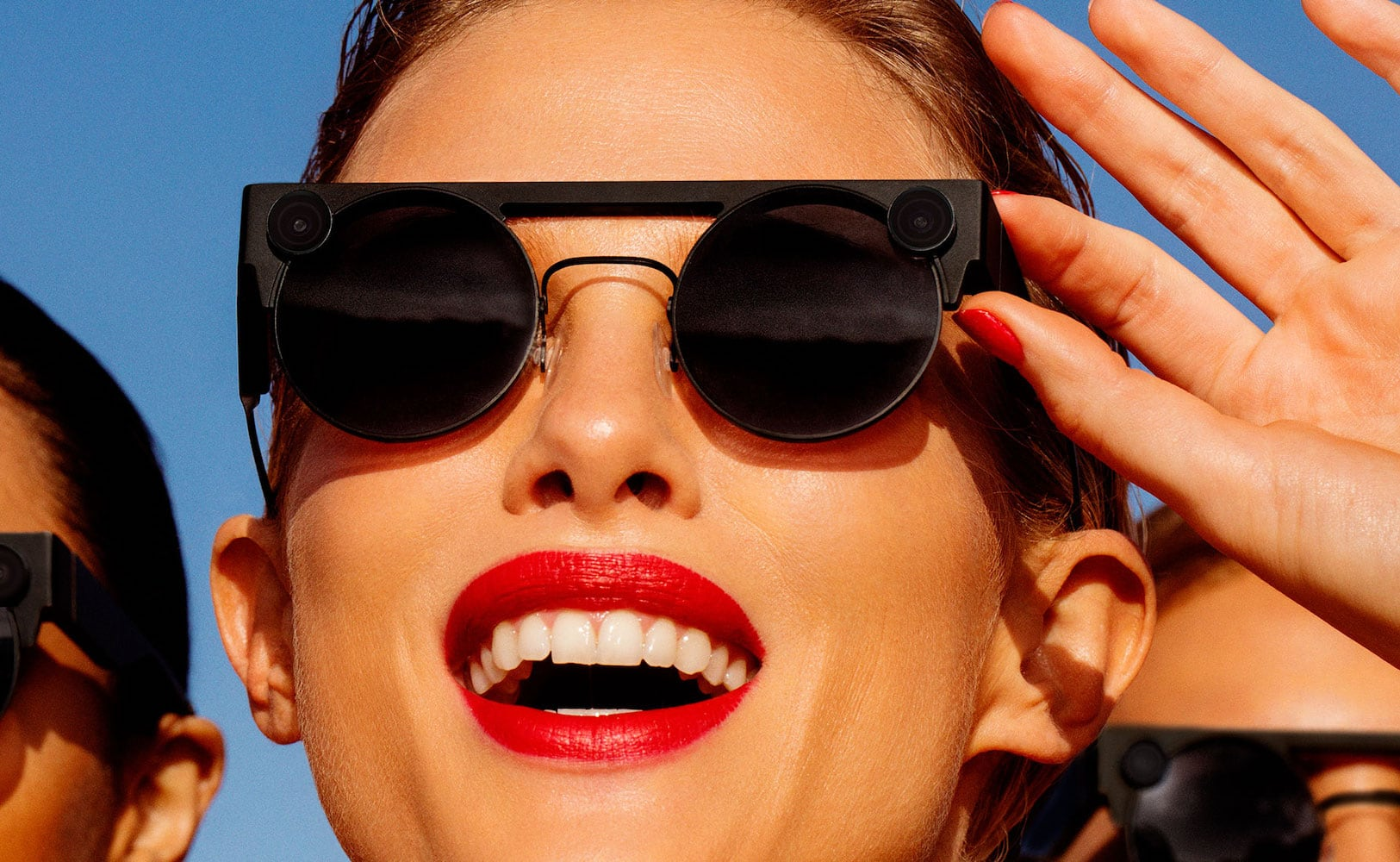 Snapchat Spectacles 3 3D Video