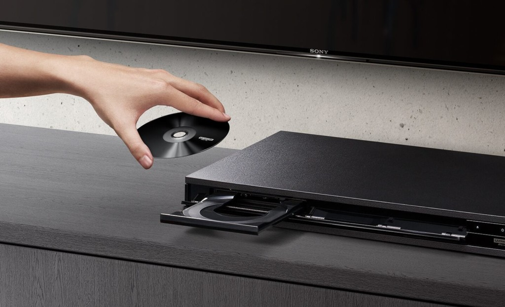 Sony UBP-X1100ES 4K UHD Blu-ray Player