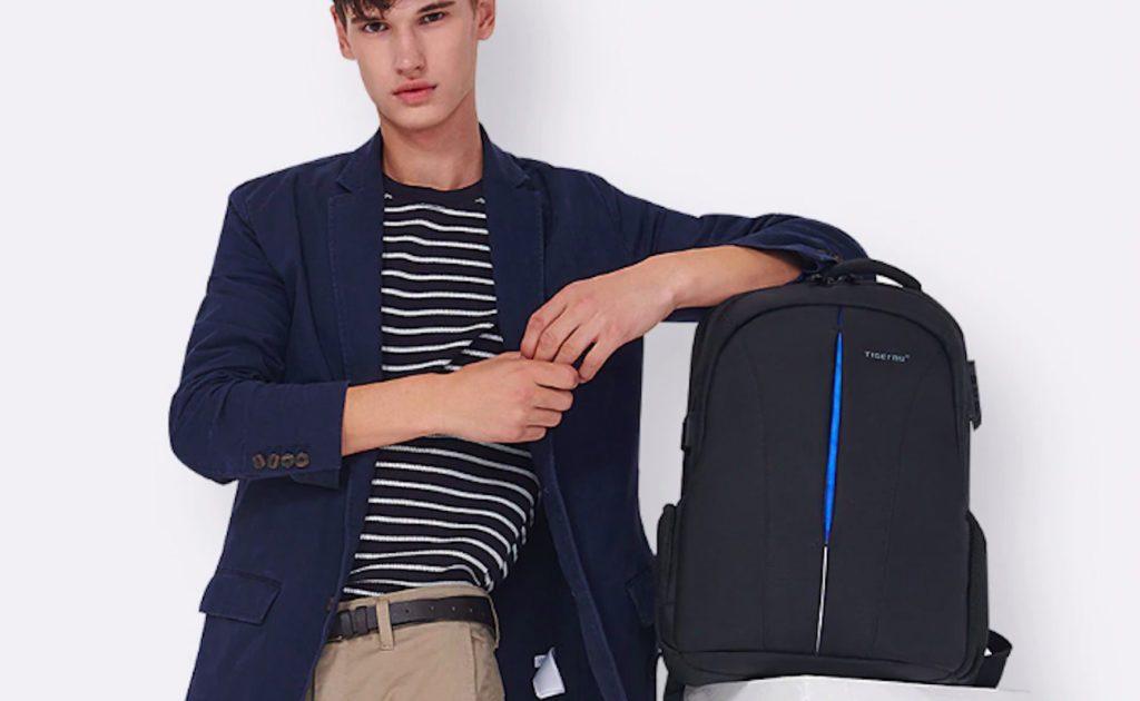 Tigernu+Waterproof+Laptop+Commuter+Backpack+keeps+everything+safe+and+sound